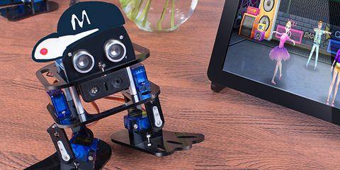Robot, Technology, Machine, Toy, Flooring,