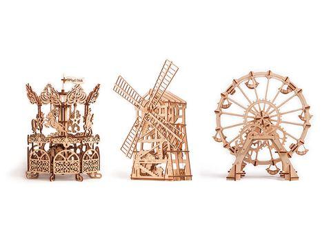 Ferris wheel, Fashion accessory, Font, Auto part, Jewellery, Metal, Tourist attraction, Wheel, Games,
