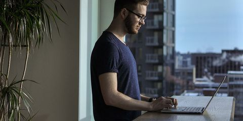 Glasses, Eyewear, White-collar worker, Photography, Technology, Electronic device, Window, Sitting,