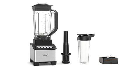 Blender, Small appliance, Kitchen appliance, Home appliance, Mixer, Food processor,