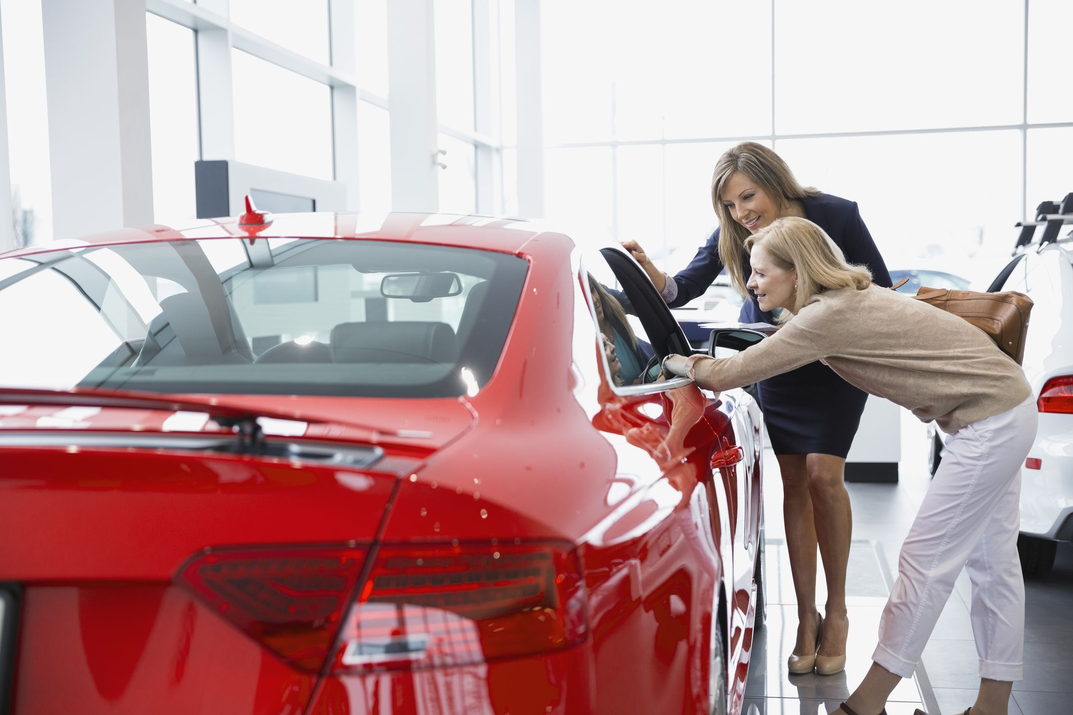 Extras you'll want when buying a new car