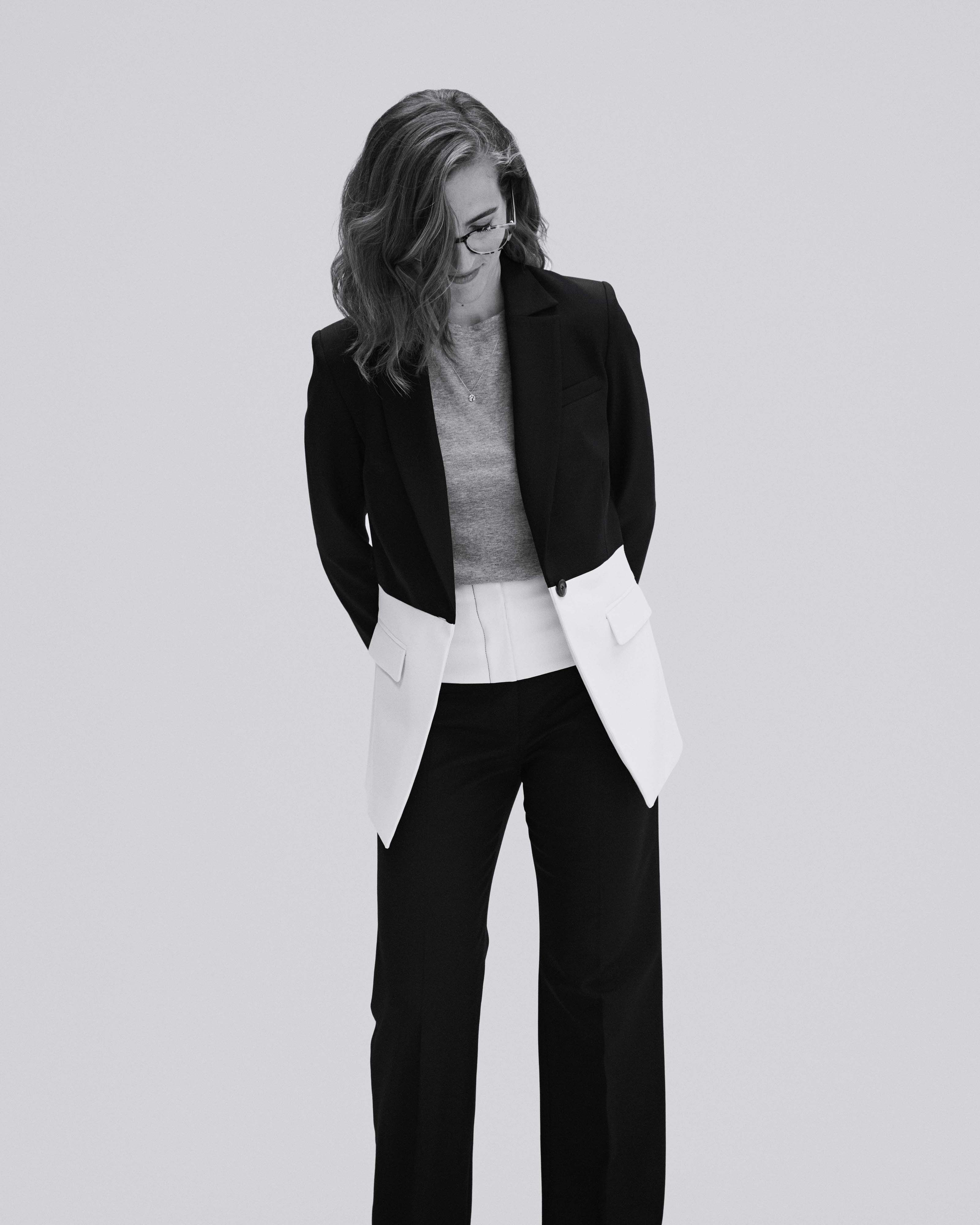 What I Wear to Work (at Home): Sali Christeson, Founder and CEO of Argent
