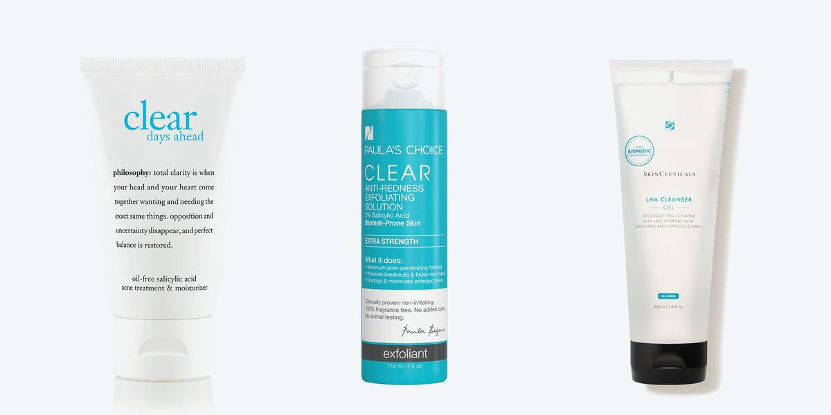 Is Salicylic Acid The Answer To All Your Acne Problems