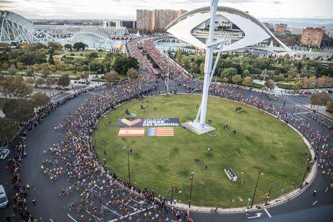 Maratón de Valencia 2020