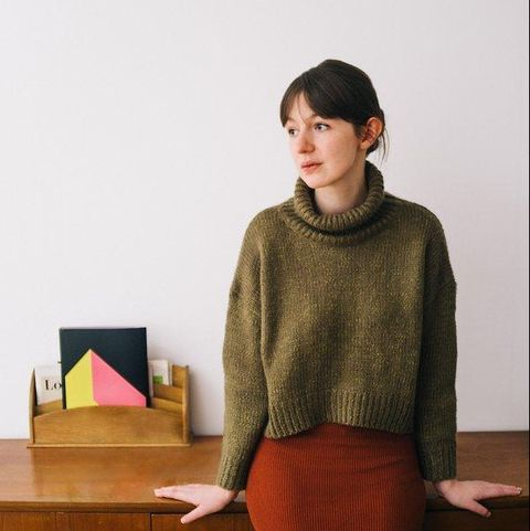 Neck, Sitting, Shoulder, Wool, Outerwear, Sweater, Sleeve, Top,