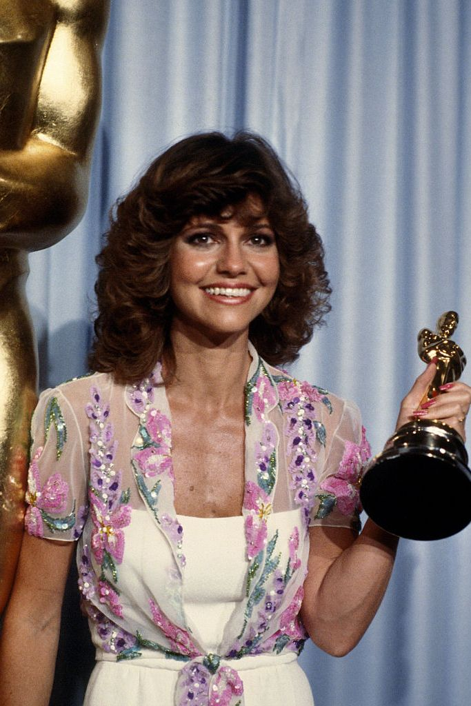 Sally Field attends the 52nd Academy Awards...