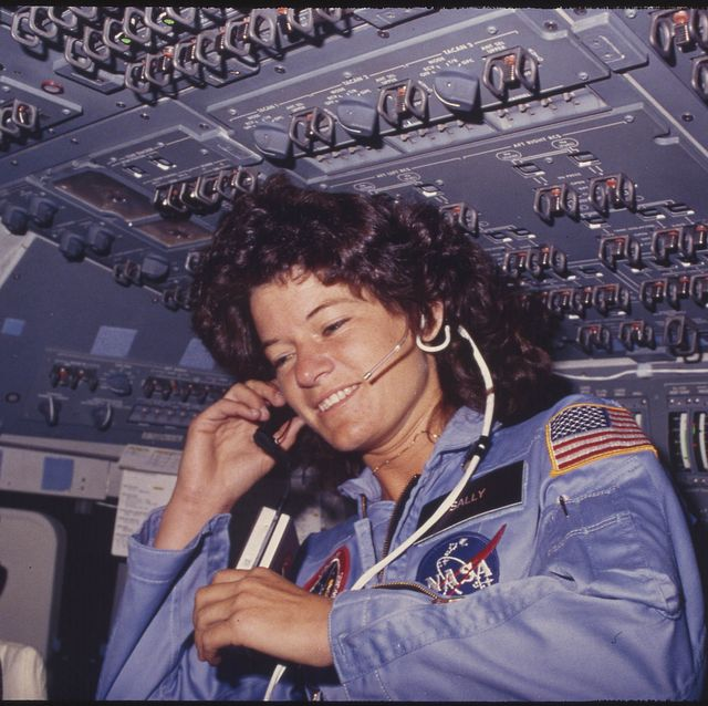 Sally Ride Challenger Mission