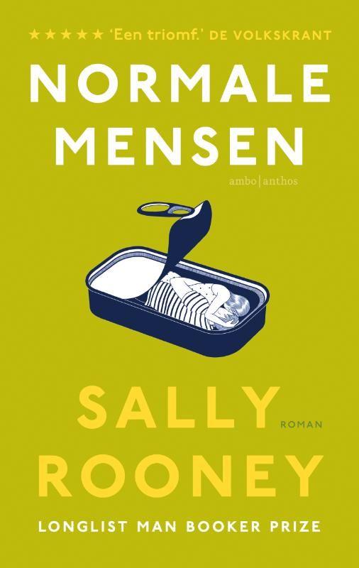 sally rooney normale mensen roman boek ambo anthos