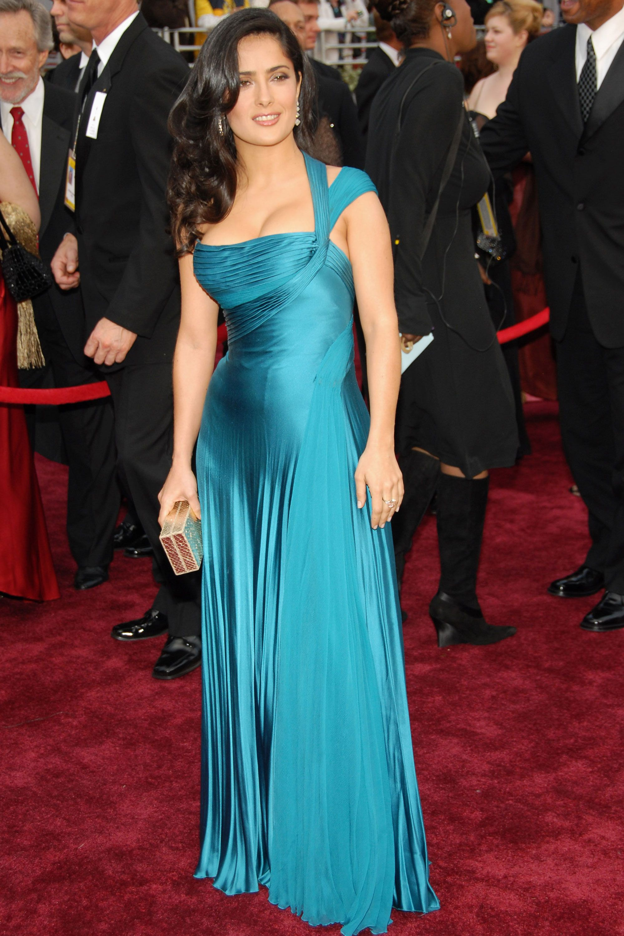 The Sexiest Oscars Dresses of All Time - Sexy Oscars Fashion