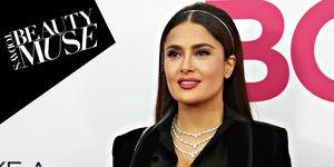 Salma Hayek Beauty Muse