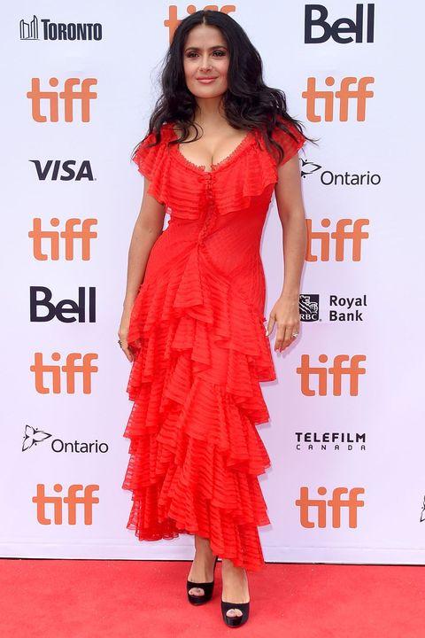 Salma Hayek Toronto Film Festival 2018