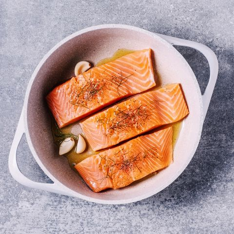 Best Foods for Women Over 40 - Salmon