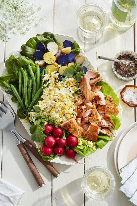 salmon salad low carb recipes
