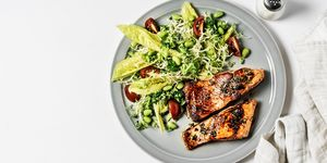 balanced meal - women's health uk