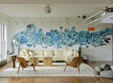 Decoracion Street Art Street Art Una Decoracion Que Te Encantara - Graffitis-en-casa