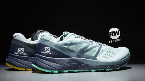 hot sale online bb222 52f51 The Salomon Sense Ride 2 Makes You Want to Hit the Trails ASAP