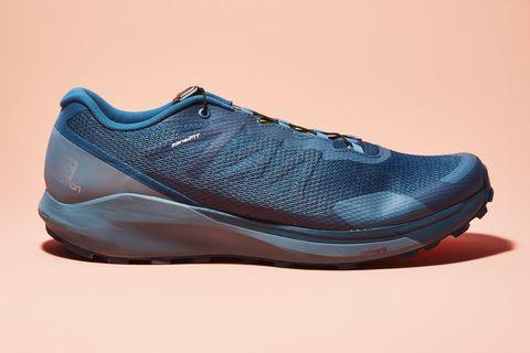 Shoe, Footwear, Blue, Running shoe, Aqua, Walking shoe, Outdoor shoe, Product, Turquoise, Cross training shoe,