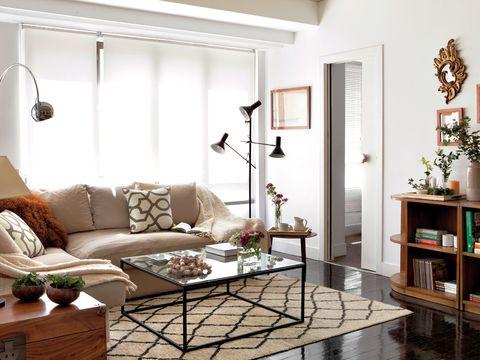 Claves de la reforma reforma en una casa de 70 metros - Reformas pisos pequenos ...