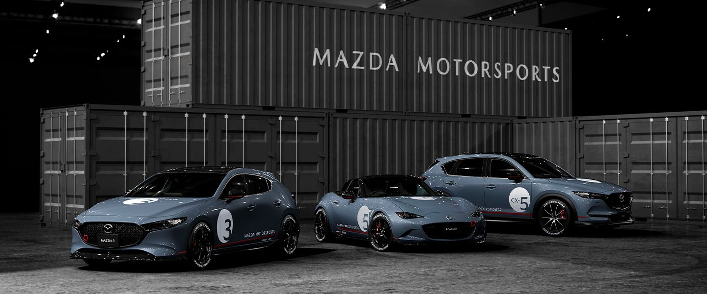 Mazda Gave Its Coolest Models Some Excellent Race-Ready Upgrades