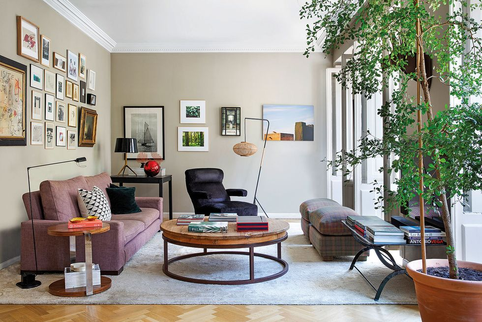 Una casa reformada con estilo natural lleno de armonía