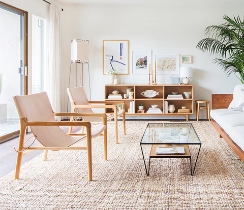 salon estilo escandinavo