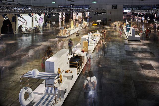 salone del mobile 2021, the lost graduation show