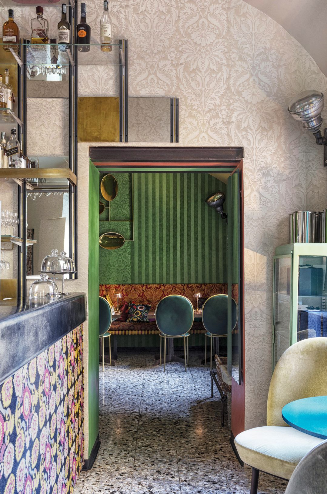 Tips on the best spots in Italy's design capital.