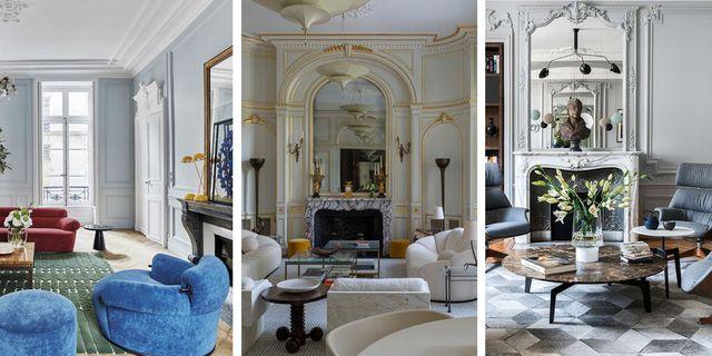 salones clásicos modernos