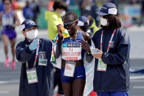 Salpeter Maratón Tokio 2020