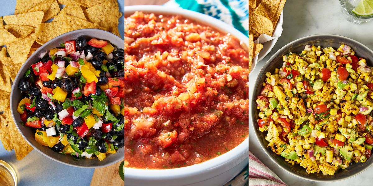 Homemade Salsa Recipes That Are A Must-Make This Summer!