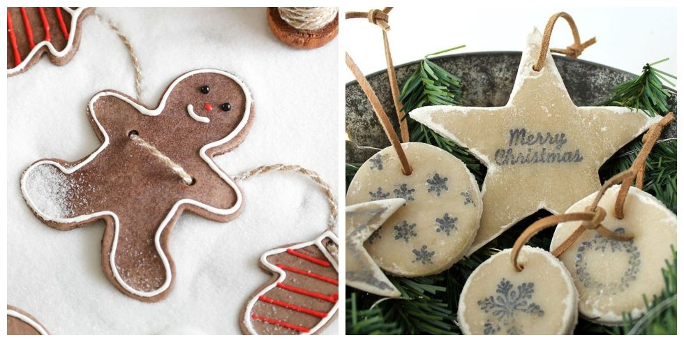 16 Salt Dough Ornament Ideas for Old-Fashioned Christmas Fun