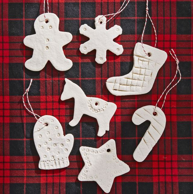 28 DIY Salt Dough Ornament Ideas - How to Make Salt Dough ...