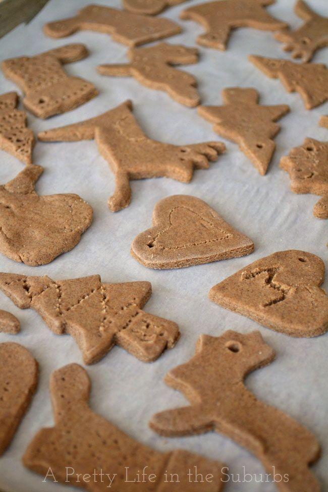 salt dough ornaments cinnamon