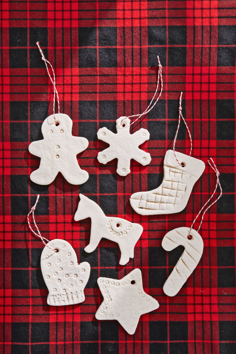 salt dough ornaments christmas gifts diy