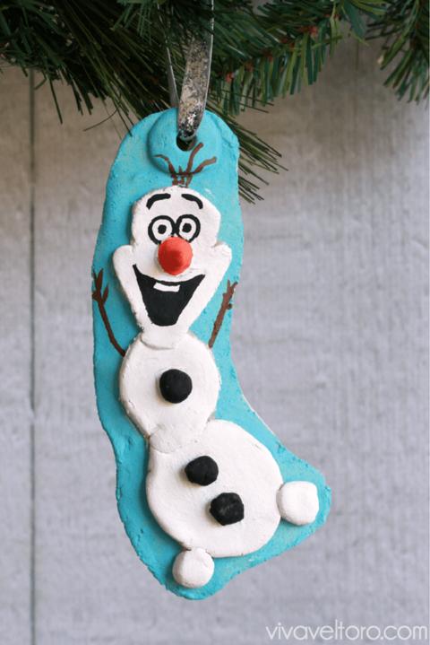 23 Salt Dough Ornament Ideas How To Make Salt Dough Christmas