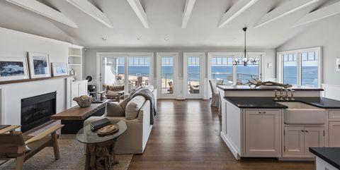 Room, Interior design, Window, Floor, Ceiling, Flooring, Interior design, Light fixture, Real estate, Countertop,