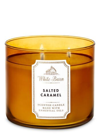 bath & body works fall candles