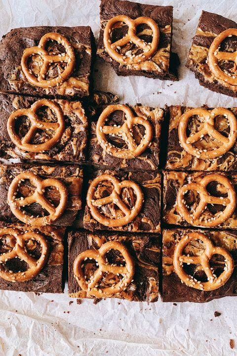 salted caramel desserts