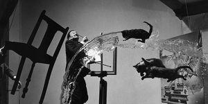Le piastrelle (introvabili) di Dalí