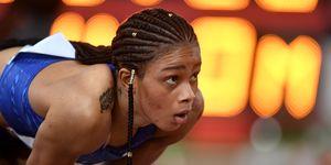 Entrevista a Salwa Eid Naser, atleta de Bahrein de 400m