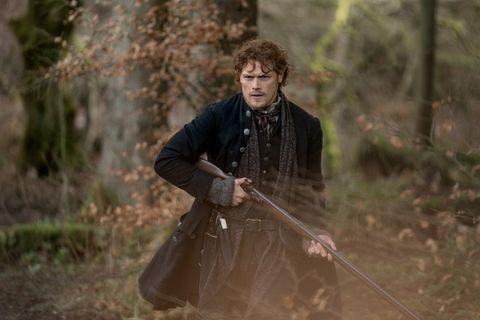 Jamie Fraser Outlander Season Four Episode 6