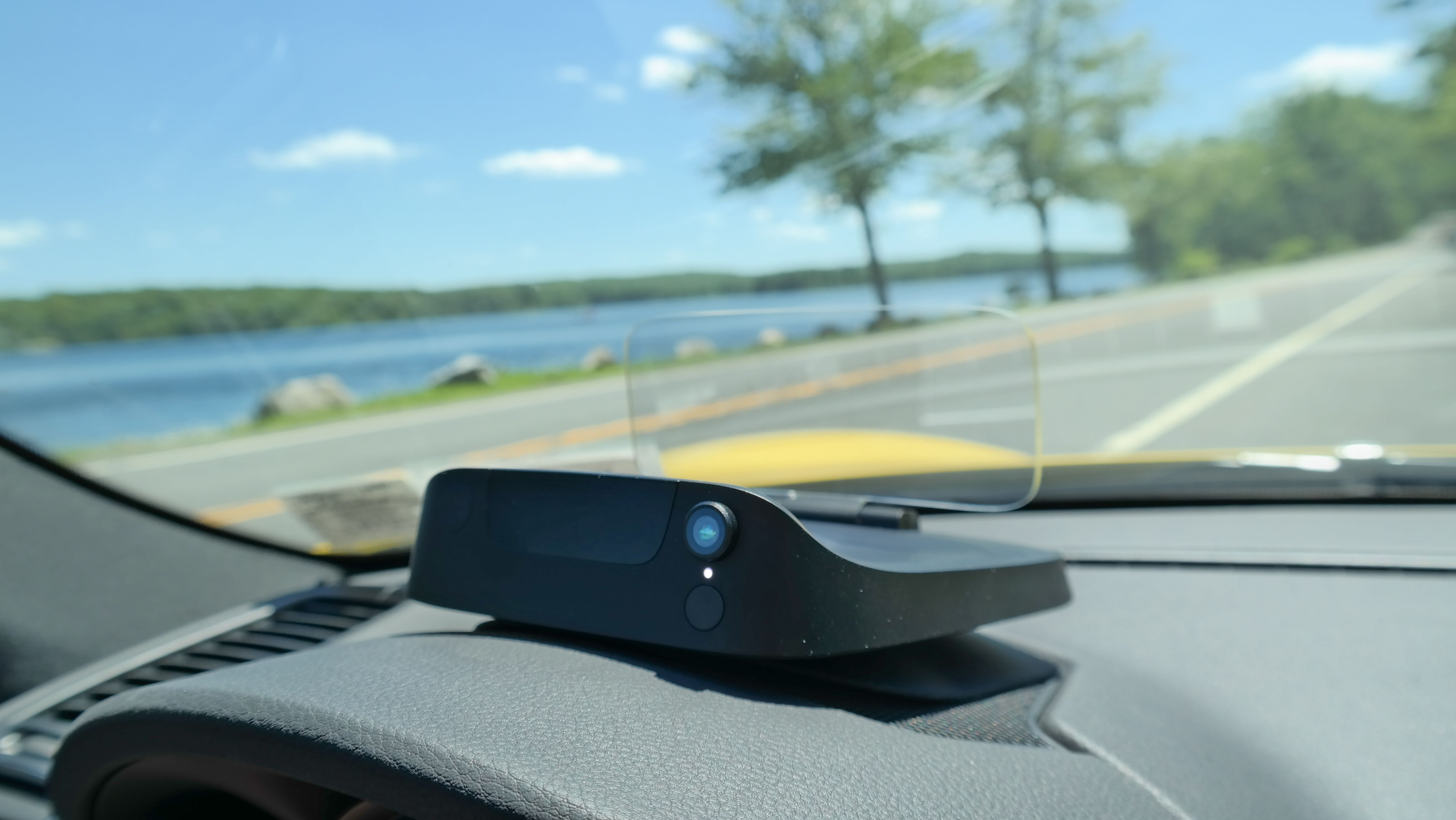 Navdy Review Navdy Heads Up Display Test