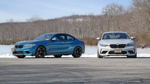 The M2 Competition Isn't a Better M2, It's a Different M2
