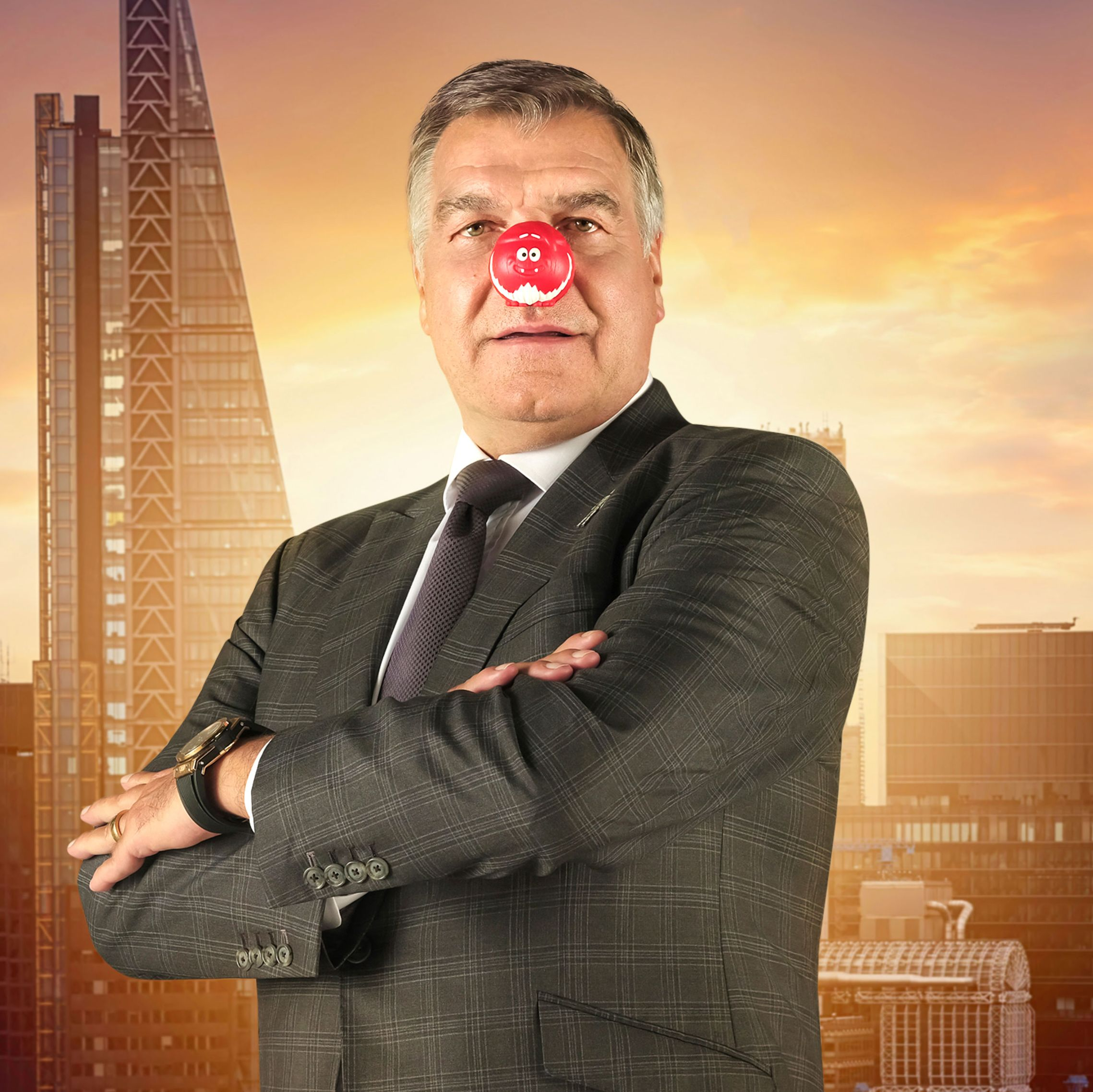 Celebrity Apprentice's Sam Allardyce slams show for stitching him up in the editing