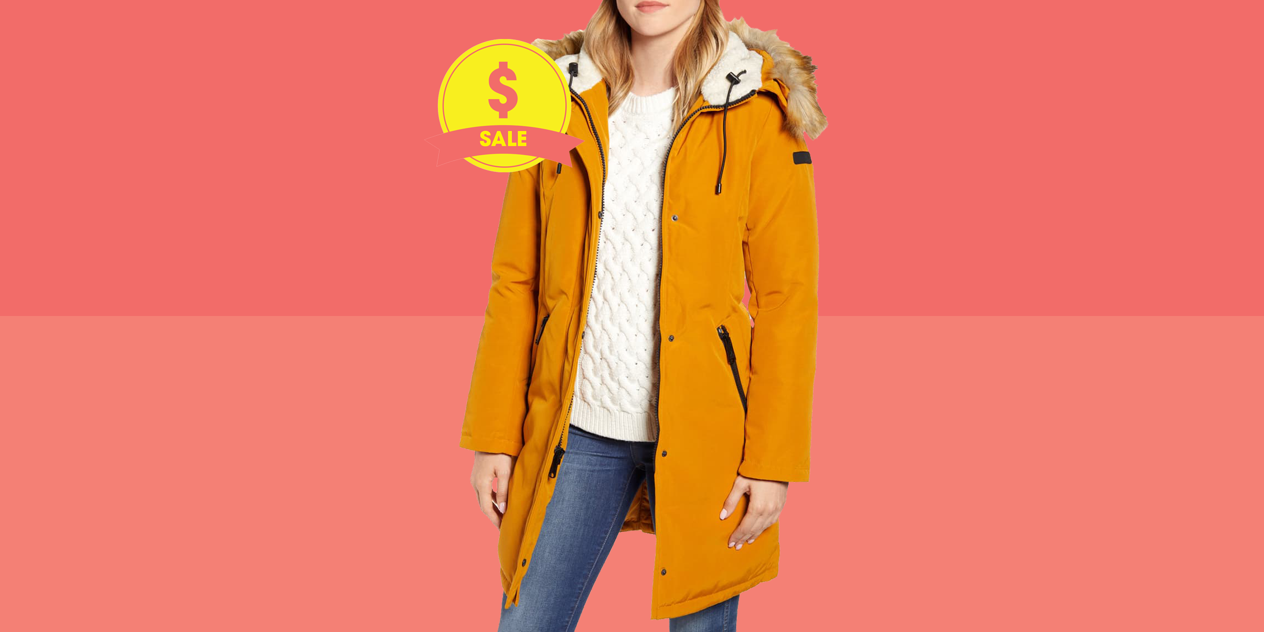 This Sam Edelman Down Parka Is 25% Off at Nordstrom Right Now