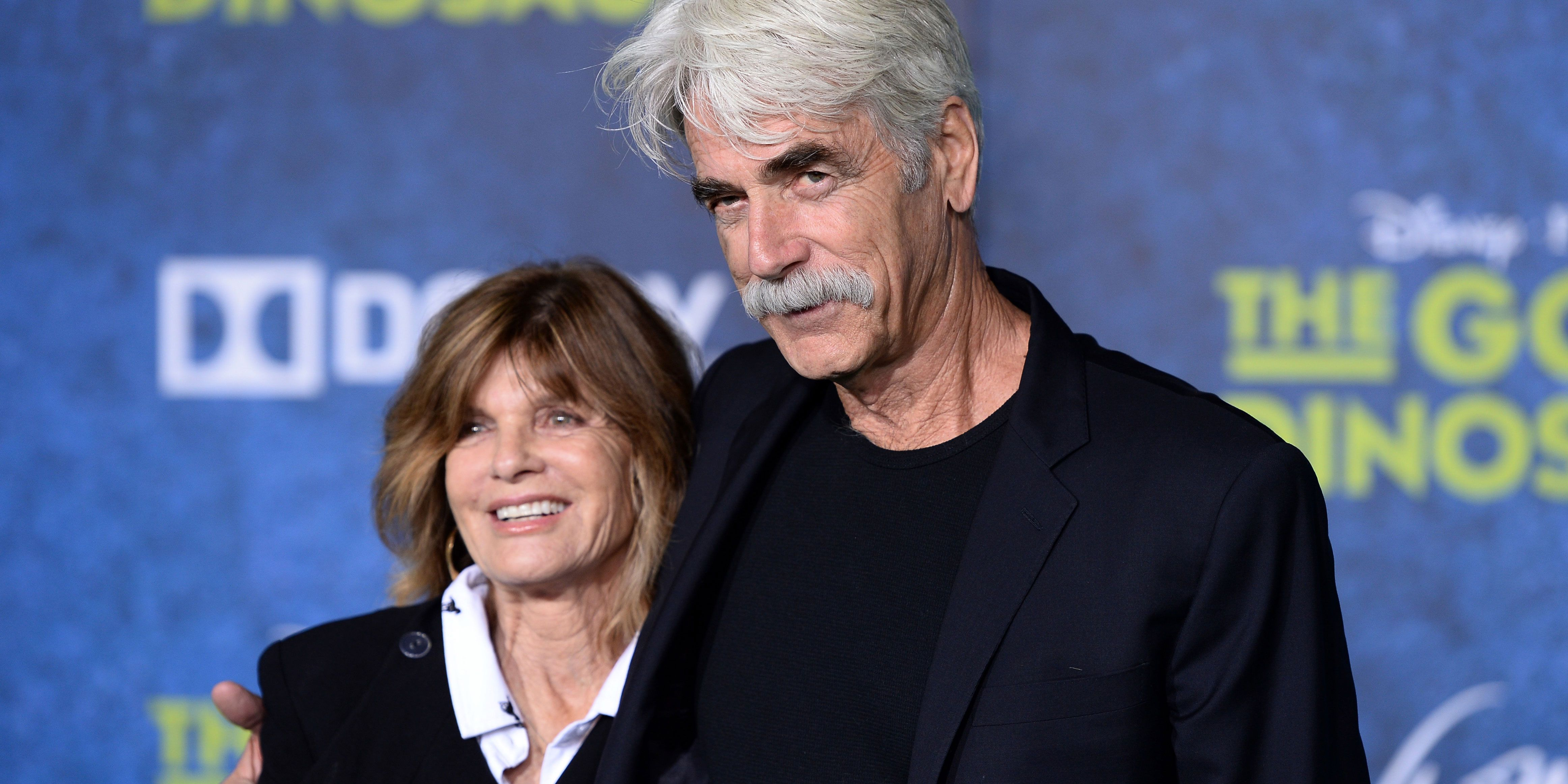 sam elliott katharine ross