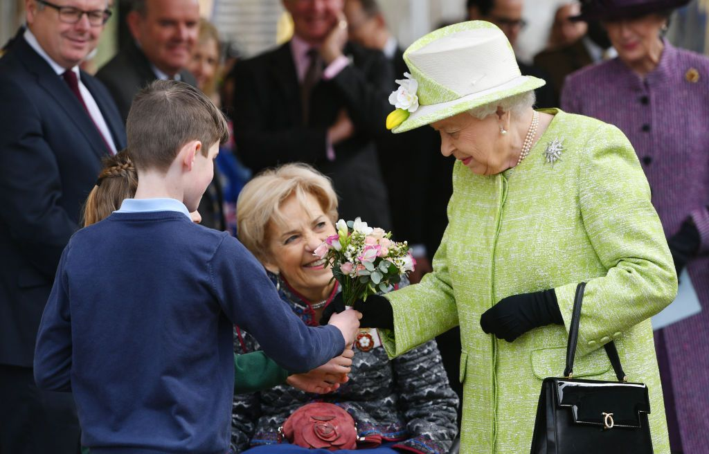 See All the Best Photos of Queen Elizabeth's Visit to Somerset