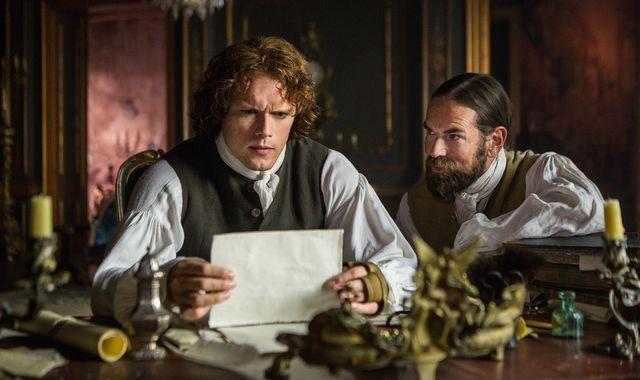 Diana Gabaldon Announces Outlander Prequel About Jamie S Parents