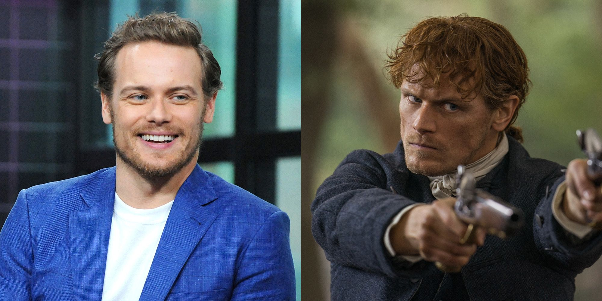 What the Cast of Outlander Looks Like in Real Life - Cast of