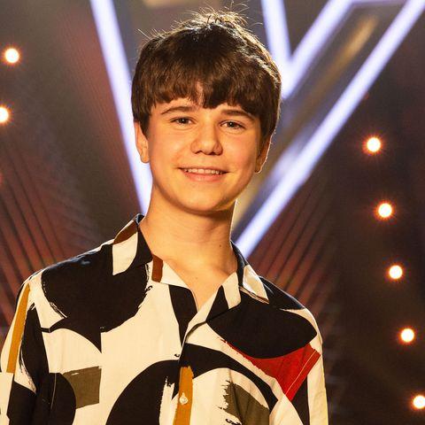Sam Wilkinson, The Voice Kids finalist 2019